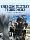 Emerging Military Technologies (eBook): A Guide to the Issues