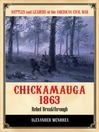 Chickamauga 1863 (eBook): Rebel Breakthrough