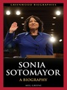 Sonia Sotomayor (eBook): A Biography