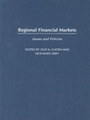 Regional Financial Markets