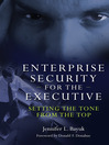 Enterprise Security for the Executive