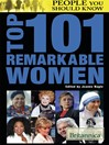 Top 101 Remarkable Women (eBook)