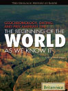 Geochronology, Dating, and Precambrian Time (eBook): The Beginning of the World as We Know It