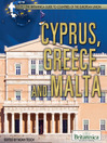 Cyprus, Greece, and Malta (eBook)