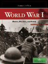World War I (eBook): People, Politics, and Power