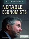 Notable Economists (eBook)