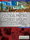 Political Parties, Interest Groups, and Elections (eBook)