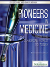 Pioneers in Medicine (eBook): From the Classical World to Today