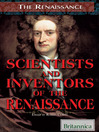 Scientists and Inventors of the Renaissance (eBook)