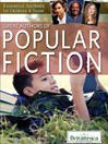 Great Authors of Popular Fiction (eBook)