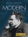 Modern Philosophy (eBook): From 1500 CE to the Present