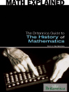 The Britanica Guide to the History of Mathematics (eBook)