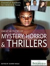 Great Authors of Mystery, Horror & Thrillers (eBook)