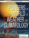 Pioneers in the World of Weather and Climatology (eBook)