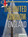 The United Kingdom (eBook): England