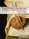 The 100 Most Influential Philosophers of All Time (eBook)