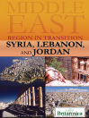 Syria, Lebanon, and Jordan (eBook)