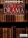Poetry and Drama (eBook): Literary Terms and Concepts