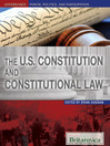 The U. S. Constitution and Constitutional Law (eBook)