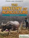 The History of Agriculture (eBook)