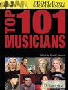 Top 101 Musicians (eBook)