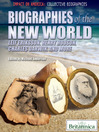 Biographies of the New World (eBook): Leif Eriksson, Henry Hudson, Charles Darwin, and More