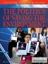 The Politics of Saving the Environment (eBook)