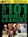 Top 101 World Leaders (eBook)