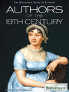 Authors of the 19th Century (eBook)