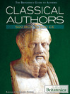 Classical Authors (eBook): 500 BCE to 1100 CE