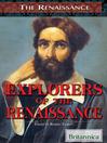 Explorers of the Renaissance (eBook)