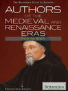 Authors of the Medieval and Renaissance Eras (eBook): 1100 to 1660