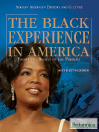 The Black Experience in America (eBook): From Civil Rights to the Present