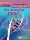 Who Discovered DNA? (eBook)