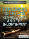 Explorers of the Late Renaissance and the Enlightenment (eBook): From Sir Francis Drake to Mungo Park