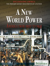 A New World Power (eBook): America from 1920 to 1945
