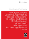 An Organizational Learning Approach to Process Innovations (eBook): The Extent and Scope of Diffusion and Adoption in Management Accounting Systems