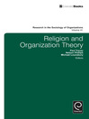 Religion and Organization Theory (eBook)