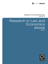 Research in Law and Economics (eBook)