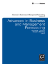 Advances in Business and Management Forecasting (eBook)