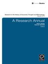 A Research Annual (eBook): Part A