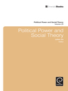 Political Power and Social Theory (eBook)