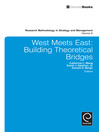 West Meets East (eBook): Building Theoretical Bridges