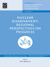 Nuclear Disarmament (eBook): Regional Perspectives on Progress