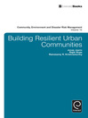 Building Resilient Urban Communities (eBook)