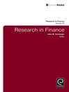 Research in Finance (eBook)