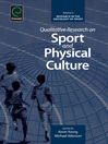 Qualitative Research on Sport and Physical Culture (eBook)