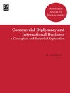 Commercial Diplomacy in International Entrepreneurship (eBook)