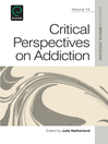 Critical Perspectives on Addiction (eBook)