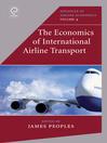 The Economics of International Airline Transport (eBook)
